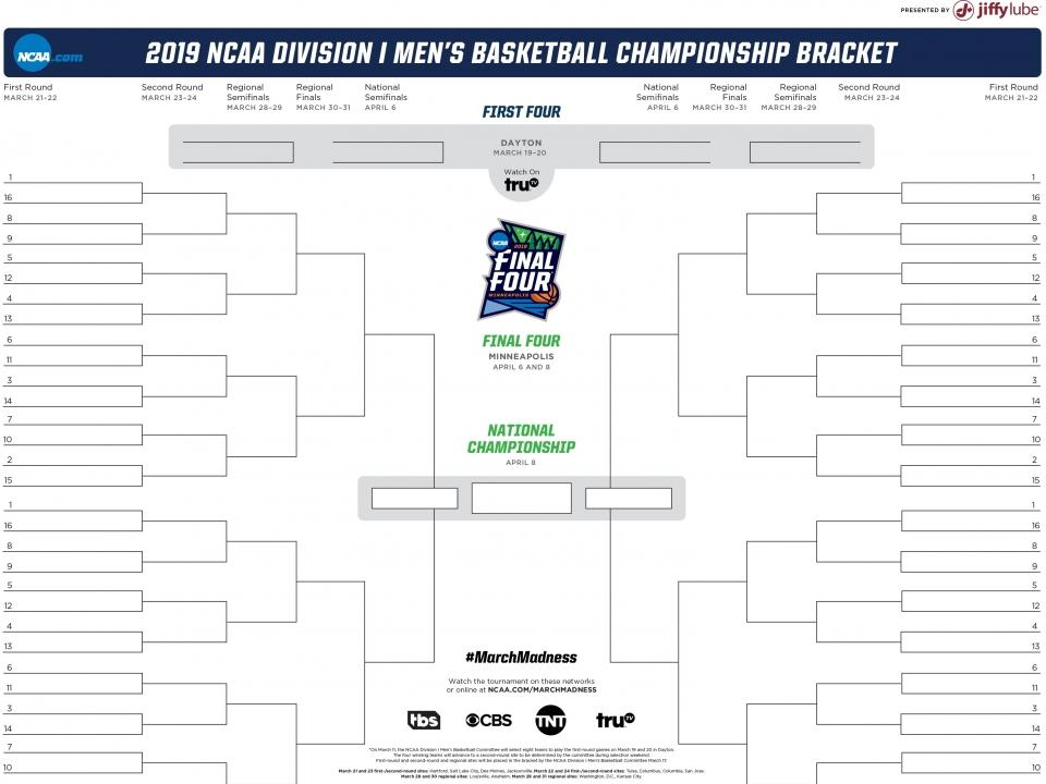 It is a picture of Juicy Printable Ncaa Bracket With Records